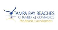 Tampa Bay Beaches of Commerce Logo