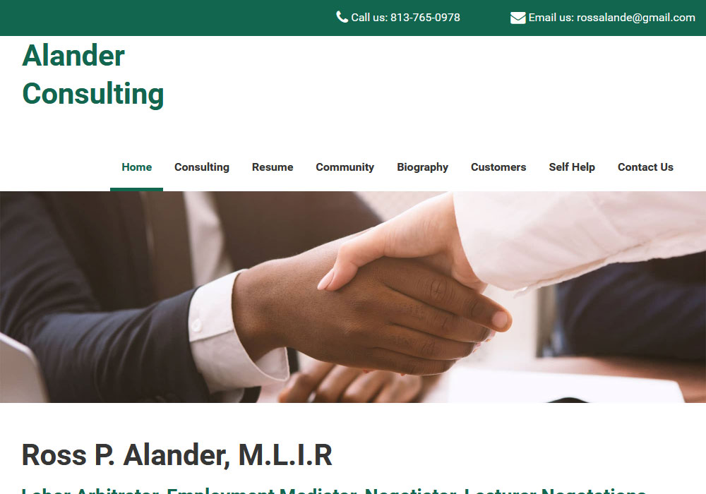 Alander COnsulting After