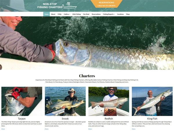Non Stop Fishing Charters After